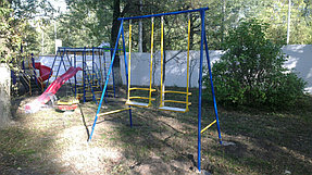 Double Space Детский спортивный комплекс