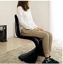 Пластиковый стул Panton (Пантон) черный, фото 3