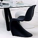 Пластиковый стул Panton (Пантон) черный, фото 4