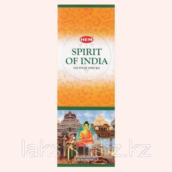 Благовония HEM Spirit Of India Дух Индии