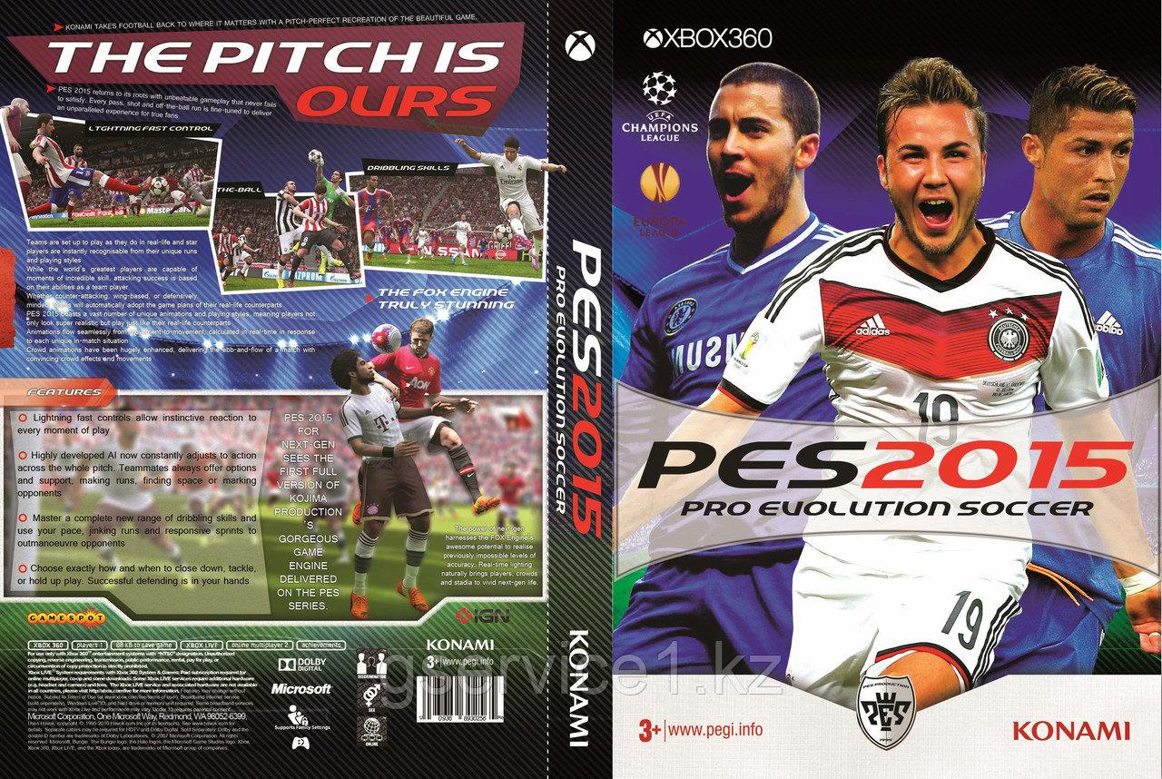 Pro Evolution Soccer 2015 (PES 2015/WE 2015)