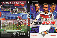 Pro Evolution Soccer 2015 (PES 2015/WE 2015)