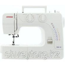 Бытовая швейная машина  Janome SW-12