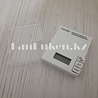 Профессиональные карманные ювелирные весы Camry (белые)