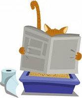 Ликвидатор запаха кошачьего туалета