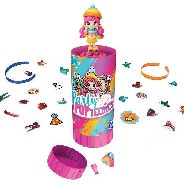 Party PopTeenies Хлопушка с сюрпризом (1 кукла)