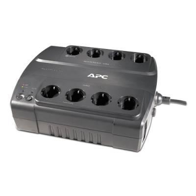 Источник бесперебойного питания APC 550VA/330W Power-Saving Back-UPS ES 8 Outlet CEE 7/7