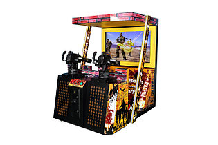Игровой автомат - New rambo