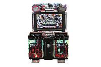 Игровой автомат - 55 LCD Razing storm, фото 1