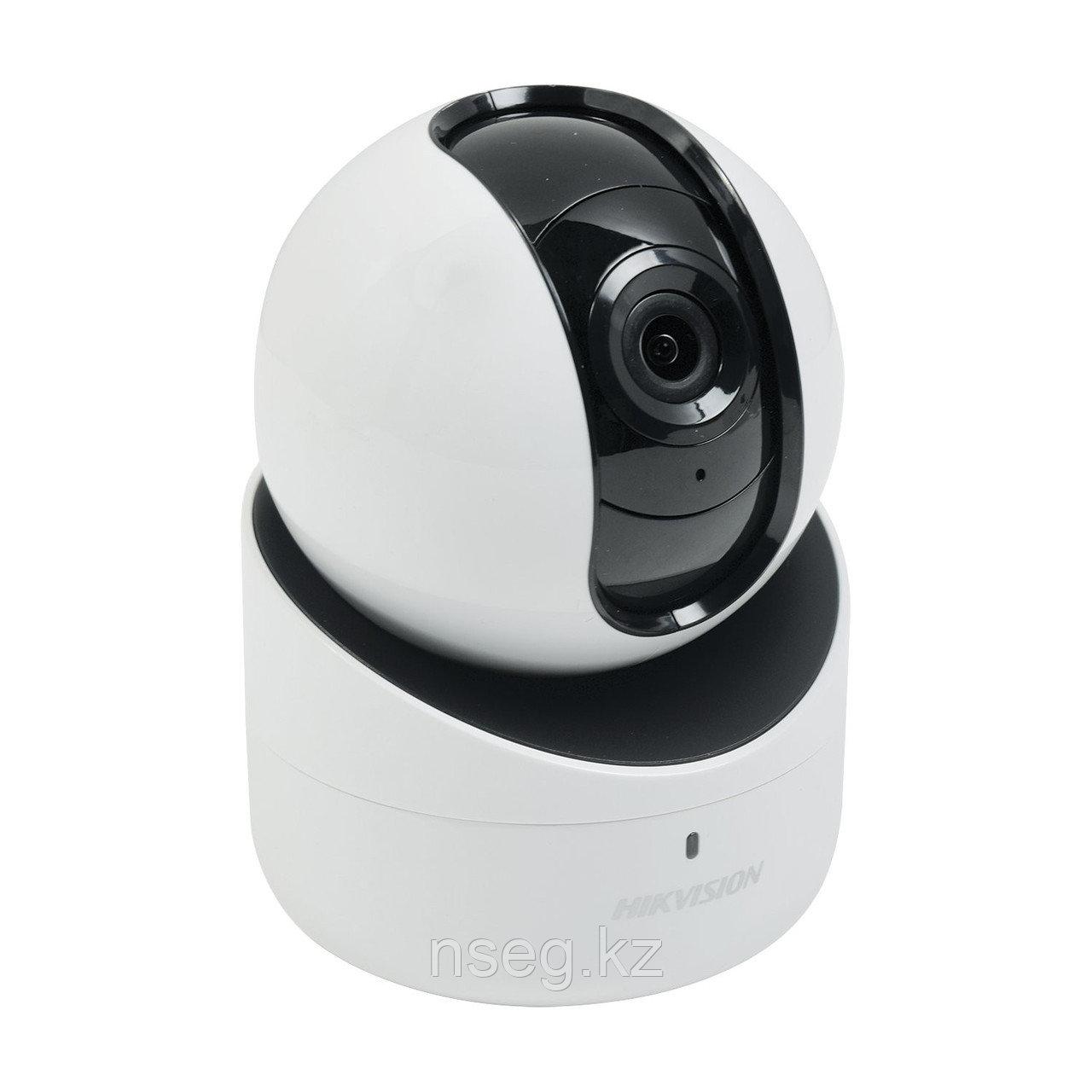 2Мп поворотная IP камера Hikvision DS-2CV2Q21FD-IW/64GB-T