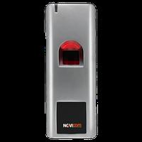 Aнтивандальный уличный всепогодный автономный биометрический контроллер СКД c выходом Wiegand NOVIcam SFE120W