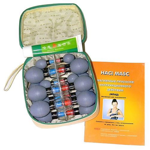 Магнитные присоски акупунктурный HACHI MASC