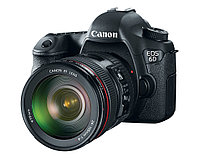 Фотоаппарат Canon EOS 6D Kit 24-105 F/4 L IS USM