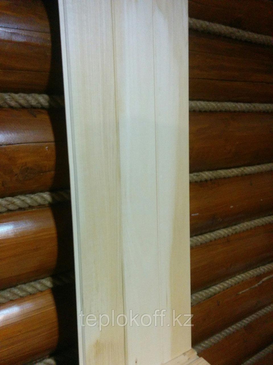 Вагонка липа сорт В длина от 1,8 м до 3 м
