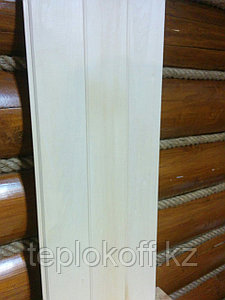 Вагонка липа сорт Прима длина от 1,8 м до 3 м