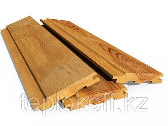 Вагонка лиственница сорт В от 2 до 3 м