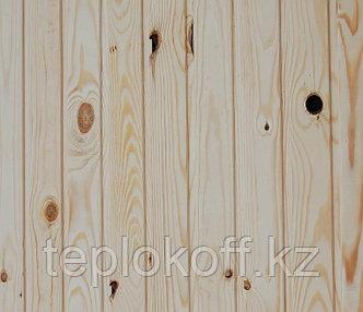 Вагонка Сосна, сорт С, длина от 2 до 4 м