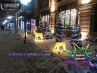 Новогоднее, праздничное оформление, фото 3