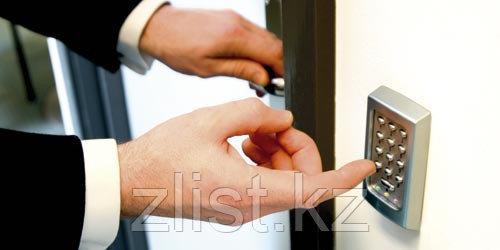 Монтаж и проектирование систем контроля доступом, СКД, СКУД