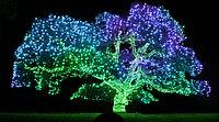 Cветодиодное дерево Ива, фото 4