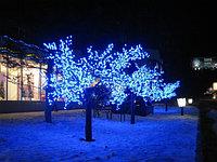 Cветодиодное дерево Ива, фото 7