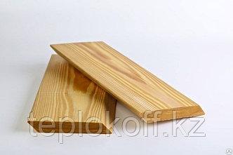 Планкен лиственница 20х130х3000 мм сорт АВ