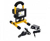 Прожектор с переносным с аккумулятором, фото 2