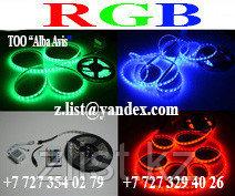 Лента RGB 12v герметичная