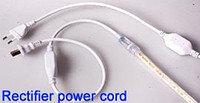 Сетевой шнур для диодных лент 3528 220 вольт, фото 3