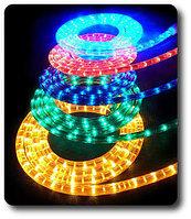 Светодиодный дюралайт зеленый, белый, фото 6