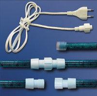 Сетевой шнур для LED дюралайта 4 жилы, фото 3