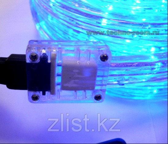 Сетевой шнур для LED дюралайта 5 жил