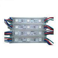 Модули светодиодные диоды, led модули, модули SMD 3528 в силиконе, фото 3