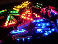 Модули светодиодные диоды, led модули, модули SMD 3528 в силиконе, фото 4