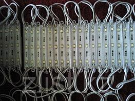 СМодули светодиодные диоды, led модули, модули SMD 3528 без силикона