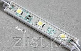 Модули светодиодные диоды, led модули, модули SMD 5050 в силиконе