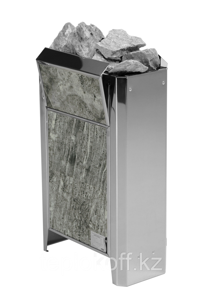 Печь для бани электрическая Kristina Classic Stone талькокварцит 7 кВт Политех