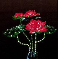 Cветодиодный Цветущий кустик, фото 3