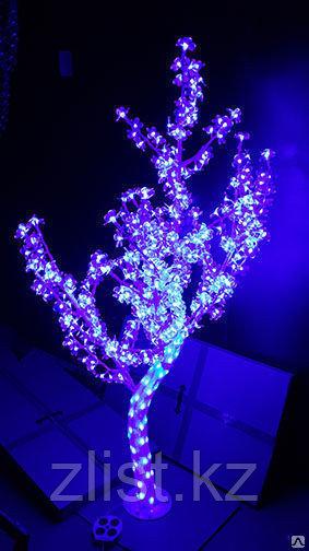 LED дерево акриловое