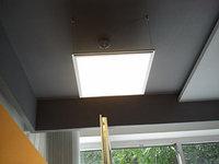 Панель светодиодная светильник 36Вт, 6500K (Дневной Свет), Размер 598*598*12,5 мм, фото 5