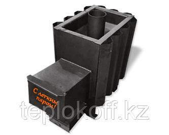 Печь для бани AGNI С легким паром! 6-12 куб.м антрацит