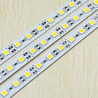 Линейки светодиодные для потолка и витрин, линейные модули, Светодиодная линейка SMD 5050, 72 диода/ 1м
