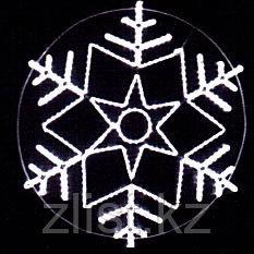 Снежинка новогодняя светящиеся