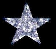 Новогодние LED звезды