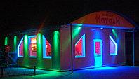 Подсветка окон, подсветка окна, освещение окон, декоративная подсветка окон, фото 2