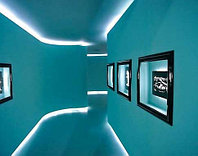 Монтаж системы освещения офиса, фото 2