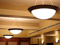 Монтаж системы освещения офиса, фото 3
