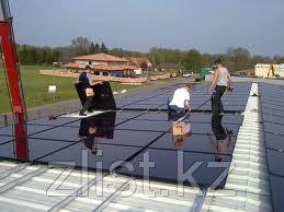 Монтаж и обслуживание солнечных энергосистем