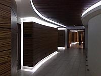 LED светодиодный профиль ЛП 12 Профиль алюминиевый, анодированный, цвет - серебро, фото 5
