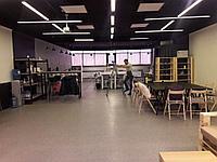 Рассеиватель прозрачный, поликарбонат для светодиодного профиля ЛРП, фото 3